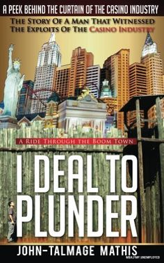 I Deal to Plunder - A ride through the boom town by John-Talmage Mathis, http://www.amazon.com/dp/B00F64JQLY/ref=cm_sw_r_pi_dp_0RTHsb1CXNXA6