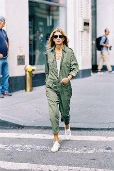 New York Fashion Week SS 2016....Sarah