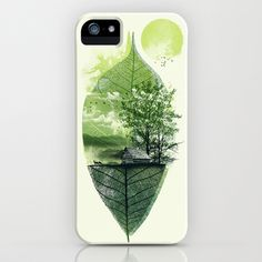 Live+in+Nature+iPhone+&+iPod+Case+by+Dzeri29+-+$35.00