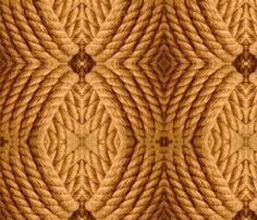 rope fabric by nascustomwallcoverings on Spoonflower - custom fabric