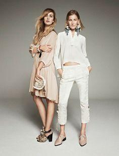 Spring Favorites: #H&M X #EVERManifesto  #ExclusiveConsciousCollection
