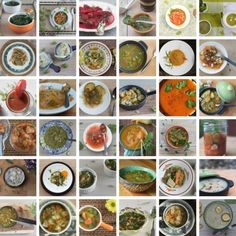 E-BOOK 42 ZUPY NA 42 DNI POSTU WG DR EWY DĄBROWSKIEJ Catering, Sushi, Vegetables, Cooking, Tableware, Blog, Dinnerware, Gastronomia, Koken