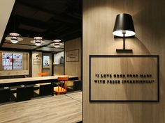 Yoshinoya Fast Food Restaurant by AS Design Service, Hong Kong » Retail Design Blog