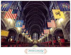 Cadet Chapel, West Point, NY.