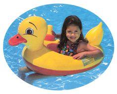 小時候... 真的是這樣子才敢玩水!!!  哈哈哈