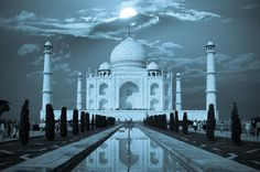 2-Day Private Tour of Agra from Delhi including Taj Mahal at Full Moon Discover India's incredible architectural history on this 2-day private tour that will check many of the country's must-see monuments off your list. See Agra's most-renowned structures on guided visits to UNESCO World Heritage sites such as Agra Fort, Fatehpur Sikri and the Taj Mahal. Best of all, take a nighttime visit of the Taj Mahal with your guide and enjoy a once-in-a-lifetime experience of viewin...