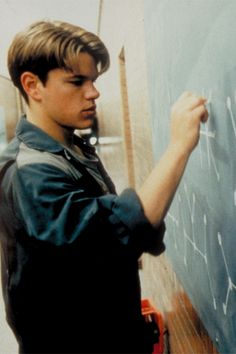 | Matt Damon | Good Will Hunting | He reminds me of your Jared Padalecki in this picture