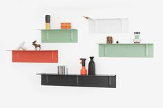 Brackets Incorporated Shelves By Sylvain Willenz - http://www.homedecority.com/home-decor-pieces/brackets-incorporated-shelves-by-sylvain-willenz.html