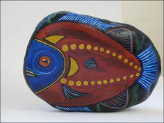 Earth colored Fish  --  Pez Color Tierra