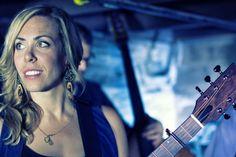 2014 Canadian Folk Music Award Winner ~ Amanda Rheaume - photo by Kim Vincent