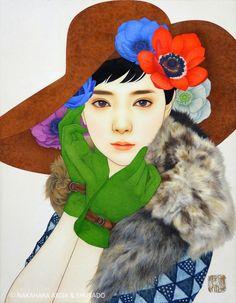 中原亜梨沙(Arisa Nakahara)... | Kai Fine Art