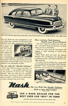 1954 ad. Hagins collection.