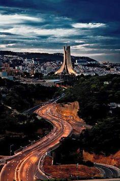Alger capitale d'Algérie