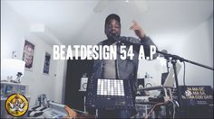 Live Performance Ableton Push 2 Novation Launchpad Vocal Looping (Beatde...