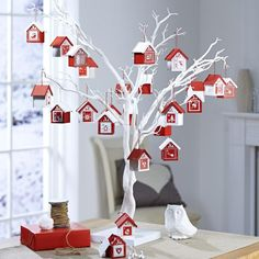 love it - Hobbycraft White Tree 104 Cm | Hobbycraft