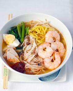 Penang Hokkien Mee (Penang Prawn Noodle Soup) by My Cooking Hut at http://www.mycookinghut.com