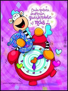 Good Morning Snoopy, Good Morning Good Night, I Love Mom, Really Love You, Birthday Wishes, Birthday Cards, Happy Birthday, Mafalda Quotes, Happy Wishes