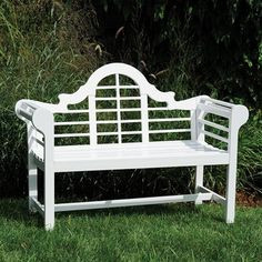 ACHLA Designs OFB Lutyen Bench