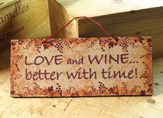 sayings about wine - Google Search
