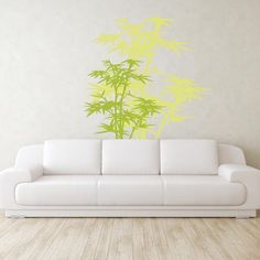 Tropical Tree Wall Decal | Wall Decal World