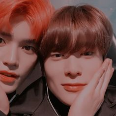 nct; jaeyong; icons; kpop; soft; aesthetic Couple Aesthetic, Retro Aesthetic, Kpop Aesthetic, Nct 127, Blonde And Blue Hair, Twitter Icon, Jung Jaehyun, Jaehyun Nct, Matching Icons