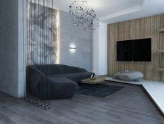 Los apartamentos pequeños estilo loft o los estudios de tamaño reducido con lo último en diseños de moda son nuestra propuesta especial para hoy.