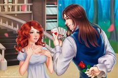 Peter Is it Love? by mayabriefs on DeviantArt Scene Image, Love Games, Happy B Day, Love Pictures, Roller Coaster, No One Loves Me, Pink Hair, Love Art, First Love