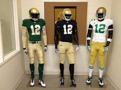 2011 was the BEST year for ND uniforms