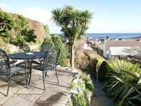 View from garden over to Porteynon.