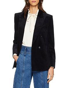Filippa K Women's Katie Cord Jacket Cord, Duster Coat, Amazon, Grey, Clothing, Jackets, Fashion, Gray, Outfits