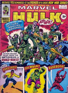 The Mighty World of Marvel UK, Dec.1976 #220