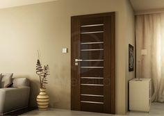 Furnéros beltéri ajtók – Interajtó Flush Door Design, Tall Cabinet Storage, Locker Storage, Flush Doors, Fa, Lockers, Furniture, Home Decor, Luxury
