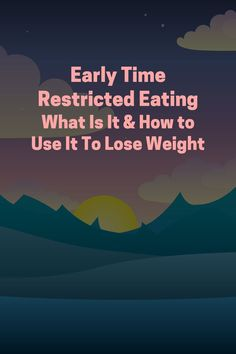 If you have trouble losing weight or your weight loss has slowed down even though you are sticking with your diet and fasting routine, early time restricted eating may give you the edge you're looking for. In this video, I'll explain what early time restricted eating (aka early time restricted feeding) means and how to use it to encourage better fat loss throughout the day and overnight as you sleep. Weight Loss Goals, Healthy Weight Loss, Time Restricted Eating, Good Fats, Superfoods, Being Used, Encouragement, Lose Weight, Diet