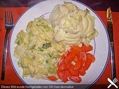 Rahm - Wirsing, ein raffiniertes Rezept aus der Kategorie Gemüse. Bewertungen: 45. Durchschnitt: Ø 3,9.