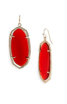 PIN-IT-TO-WIN-IT! Re-pin these Kendra Scott earrings for a chance to win! Winner announced Friday, March 30th!