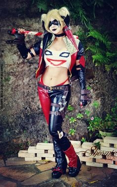 Insurgency Harley Quinn by Shermie-Cosplay.deviantart.com on @deviantART