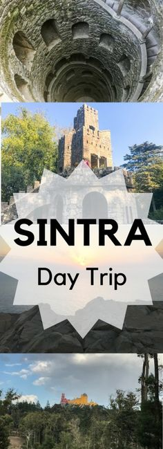Sintra Day Trip from Lisbon with The Wanderers Tours ***** Sintra | Portugal | Lisbon | Portugal Travel | Budget Friendly Portugal | Day Trips from Lisbon | Sintra Day Trips | Portugal Castles | Castles