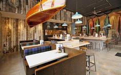 Restaurant Visit: Fish Bar in Chicago : Remodelista