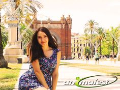 #internship with Animafest can be your best choice when coming to #Spain