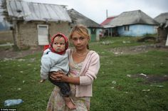 At home with the Roma: Remote villages where people struggle with terr