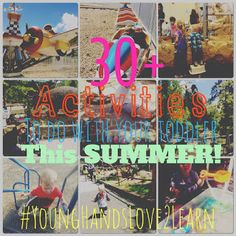 YoungHandsLove2Learn: What should we do this summer?