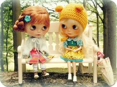 Doll Chat by Blythe