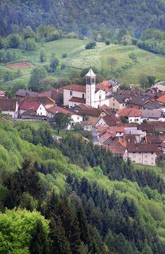il borgo di Avaglio