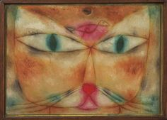 Cat and Bird Paul Klee Paintings, Prints & Posters. Framed and unframed Cat and Bird Paul Klee prints, posters and stretched canvases. Paul Klee Art, Kunst Poster, Poster Prints, Art Prints, Paul Gauguin, Chalk Pastels, Wassily Kandinsky, Cubism, Museum Of Modern Art