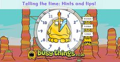 Learning to tell the time can be a tricky business! Use our hints and tips to help you with teaching children this essential skill...