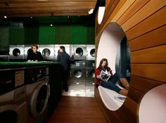 SUDS Laundrette by Plus Architecture, Melbourne