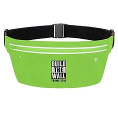 Travel Fanny pack Waist Bag Sling Pocket Running Belt Great for Sports ventilate Polyester lycra Material and Multiprupose for Women Men Meninist Logo Yellow * Check this awesome product by going to the link at the image. (This is an affiliate link) Best Running Belt, Waist Pouch, Pouch Bag, Rucksack Backpack, Travel Backpack, Hiking Backpack, Bag Sale, Fanny Pack, Packing
