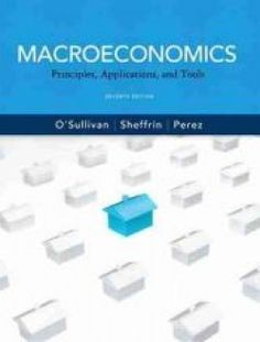 Solution manual for macroeconomics 7th edition by mankiw instructor macroeconomics principles applications and tools 7th edition free ebook online fandeluxe Gallery