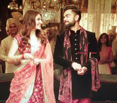 Do not disturb! Lovebirds Virat Kohli and Anushka Sharma are too lost in each other