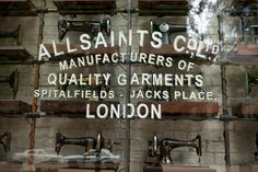 all saints store - Google Search